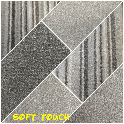 Soft Touch Coordinating stripe